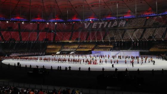Chính thức khai màn lễ hội thể thao lớn nhất Đông Nam Á ảnh 1