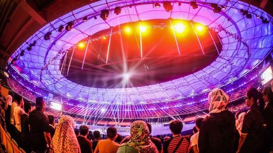 Chính thức khai màn lễ hội thể thao lớn nhất Đông Nam Á ảnh 5
