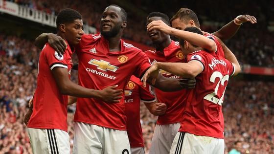 Man.United đã thể hiện được sự kết dính trong lối chơi.