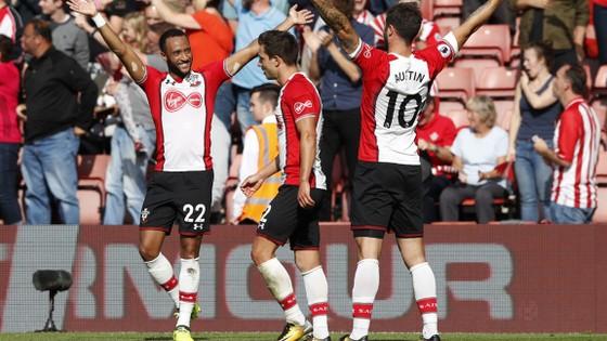 Các tiền đạo bên phía Southampton đều đã có cho mình những bàn thắng đầu tiên.