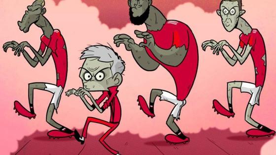 Bầy Quỷ đỏ của Mourinho đang hồi sinh…