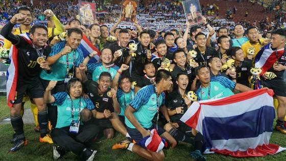 Sau nhiều năm bóng đá Thái Lan vẫn thống trị Đông Nam Á.