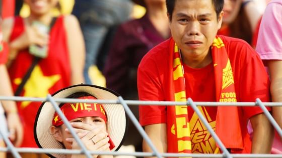 """Nỗi đau """"thua Thái"""" luôn ám ảnh cầu thủ và người hâm mộ Việt. Ảnh: Dũng Phương"""