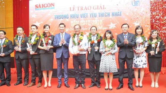 Sáng nay, Báo SGGP trao giải Thương hiệu Việt 2017 ảnh 2