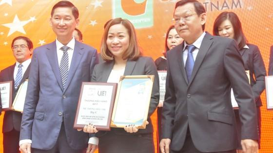 Sáng nay, Báo SGGP trao giải Thương hiệu Việt 2017 ảnh 6