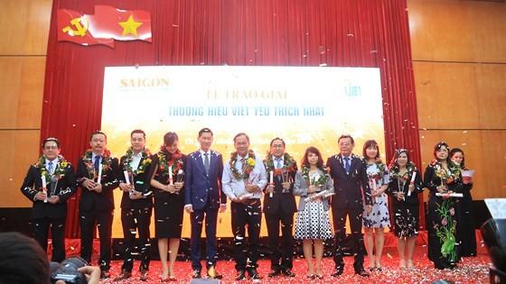 Sáng nay, Báo SGGP trao giải Thương hiệu Việt 2017 ảnh 5