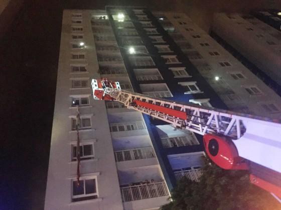 Cháy chung cư cao cấp ở TPHCM, 13 người tử vong ảnh 23