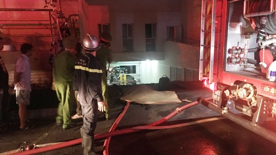Cháy chung cư cao cấp ở TPHCM, 13 người tử vong ảnh 24