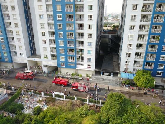 Cháy chung cư cao cấp ở TPHCM, 13 người tử vong ảnh 34