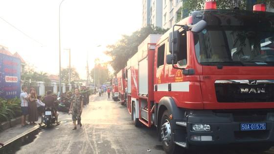 Cháy chung cư cao cấp ở TPHCM, 13 người tử vong ảnh 30