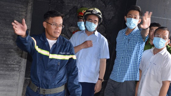 Cháy chung cư cao cấp ở TPHCM, 13 người tử vong ảnh 3