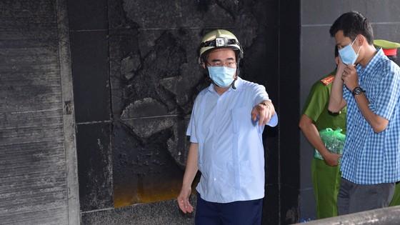 Cháy chung cư cao cấp ở TPHCM, 13 người tử vong ảnh 4