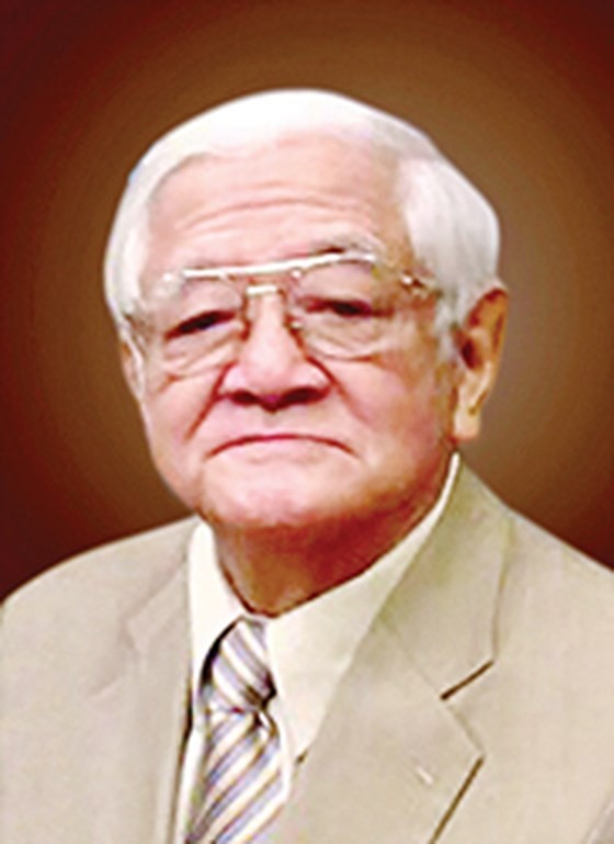 Vĩnh biệt Đại sứ Võ Văn Sung - nhà ngoại giao đáng kính ảnh 1