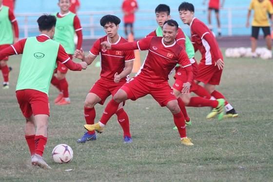 Chỉ còn 1 ngày nữa, đội tuyển Việt Nam bắt đầu chiến dịch AFF Cup 2018
