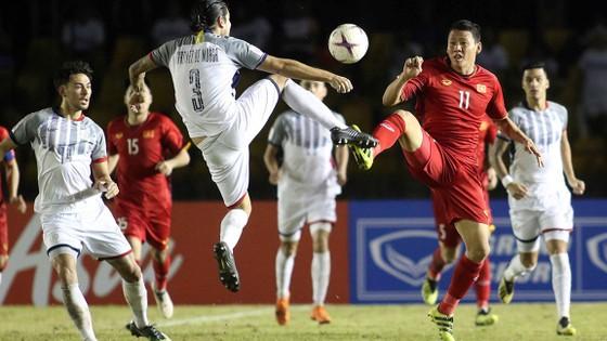 Lượt đi bán kết: Philippines - Việt Nam 1-2: Chiến thắng xứng đáng ảnh 1