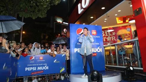 Pepsi Muối ra mắt hoành tráng tại 2 thành phố lớn ảnh 2