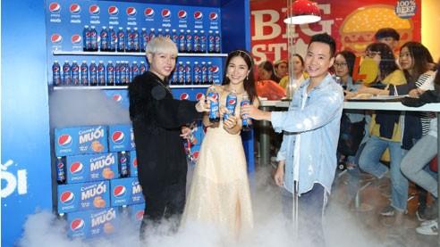 Pepsi Muối ra mắt hoành tráng tại 2 thành phố lớn ảnh 3