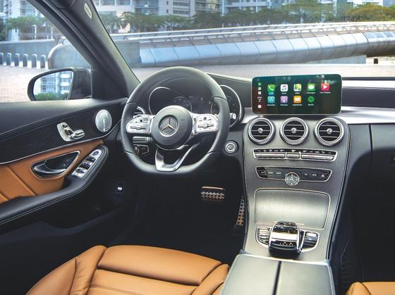 Mercedes-Benz Việt Nam: Đưa ra thị trường mẫu xe C-Class nâng cấp, nhiều đột phá về công nghệ ảnh 1