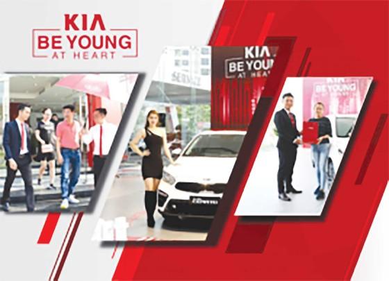 """Toàn cảnh chương trình """"Kia - Be Young At Heart"""" trên toàn quốc ảnh 1"""