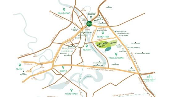 Bien Hoa New City: Tâm điểm phát triển vùng tứ giác tiềm năng ảnh 1