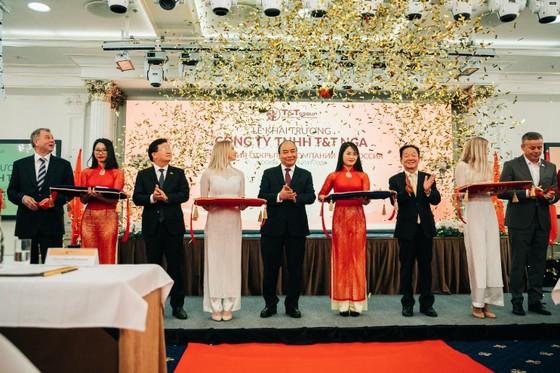Tập đoàn T&T Group lập công ty con tại Nga ảnh 1