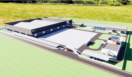 Tập đoàn Xây dựng Hòa Bình khởi công Nhà máy Coffa nhôm VGSI Đồng Nai ảnh 3