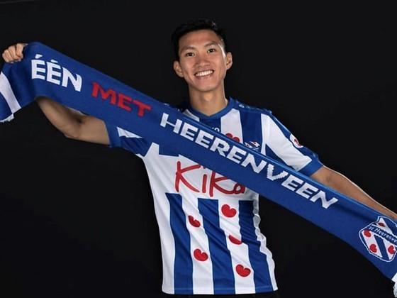 Đoàn Văn Hậu chính thức đầu quân cho Heernveen