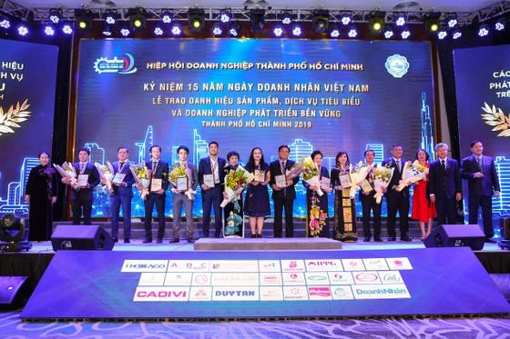 Hòa Bình đạt danh hiệu Doanh nghiệp phát triển bền vững 2019 ảnh 1