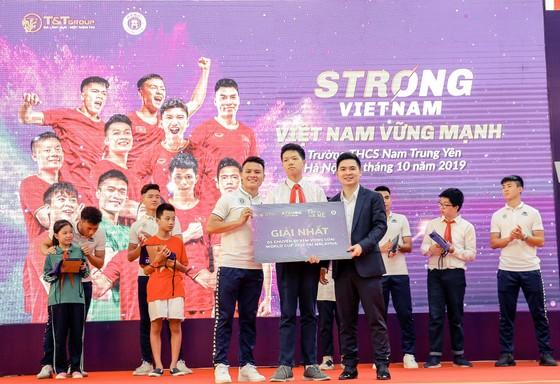 Strong Vietnam - Hành trình của ước mơ và niềm tin ảnh 1