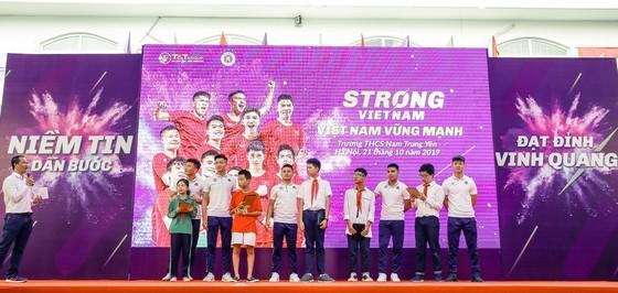 Strong Vietnam - Hành trình của ước mơ và niềm tin ảnh 3