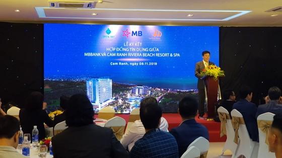   Tập đoàn Crystal Bay và MBBank  tài trợ vốn dự án 5 sao  Cam Ranh Riviera Beach Resort & Spa ảnh 1
