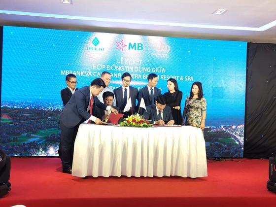   Tập đoàn Crystal Bay và MBBank  tài trợ vốn dự án 5 sao  Cam Ranh Riviera Beach Resort & Spa ảnh 2