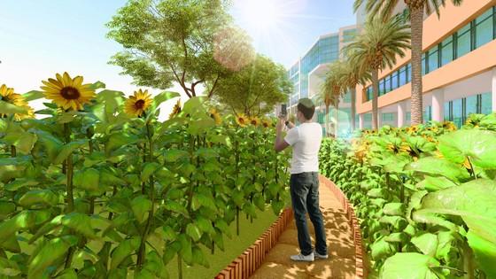 Hội hoa xuân Phú Mỹ Hưng 2020: Rước lộc Đồng Hoa ảnh 3