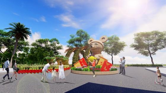 Hội hoa xuân Phú Mỹ Hưng 2020: Rước lộc Đồng Hoa ảnh 2