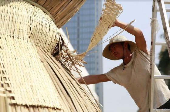 Xuất hiện Chuột Tài Lộc khổng lồ ở Đường xuân Phú Mỹ Hưng ảnh 2