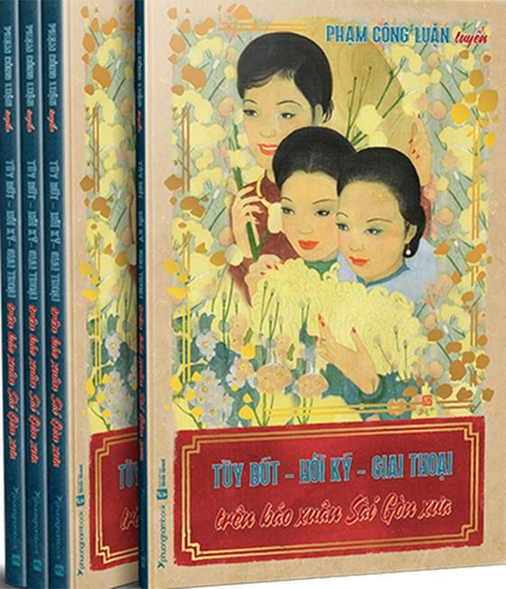 Tùy bút - Hồi ký - Giai thoại trên báo xuân Sài Gòn xưa  ảnh 1