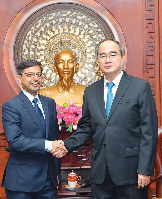 TPHCM tăng cường hợp tác với Ấn Độ ảnh 1