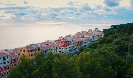 Sun Premier Village Primavera – Tác phẩm nghệ thuật Ý bên bờ đảo Ngọc ảnh 1