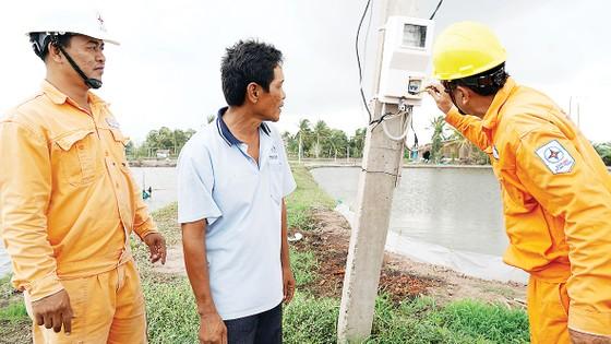 EVNSPC đảm bảo cấp điện ổn định và an toàn trong mùa mưa bão ảnh 1