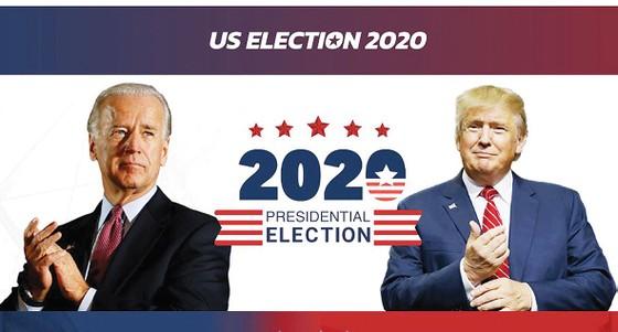 Nước Mỹ bước vào ngày bầu cử đầy kịch tính ảnh 2