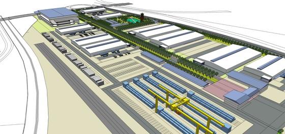 """Thủ tướng khởi động mạng lưới Logistics thông minh ASEAN (ASLN) với dự án đầu tiên """"Trung tâm Logistics ICD Vĩnh Phúc"""" ảnh 3"""