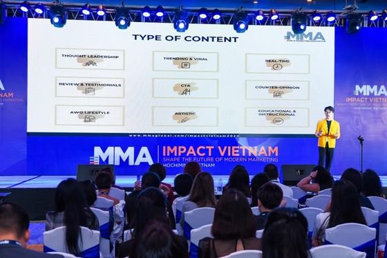 """MMA Impact Vietnam 2020: """"Kiến tạo tương lai của tiếp thị hiện đại"""" ảnh 1"""