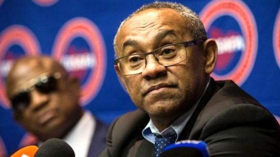 Phó Chủ tịch FIFA Ahmad Ahmad