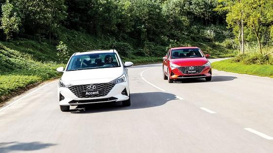 TC Motor giới thiệu Hyundai Accent 2021 ra thị trường ảnh 1