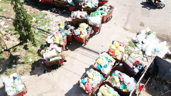 Tập trung cải tạo trạm trung chuyển rác thải ảnh 1