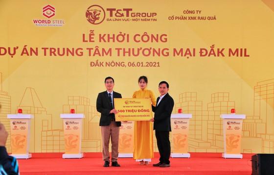 T&T Group khởi công xây dựng Trung tâm thương mại hiện đại tại Đắk Nông ảnh 2