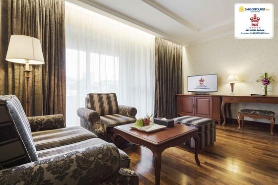Khách sạn Rex Sài Gòn giới thiệu sản phẩm và dịch vụ ưu đãi ảnh 3
