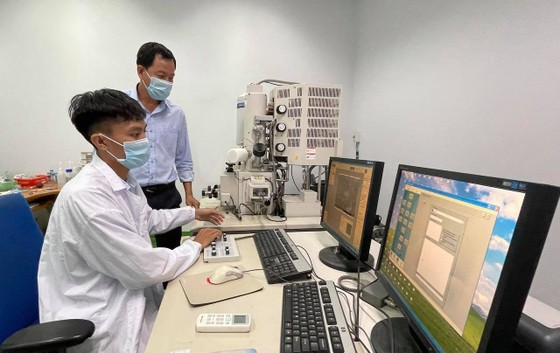 Nhiều sản phẩm chất lượng từ Trung tâm Nghiên cứu triển khai SHTP ảnh 2