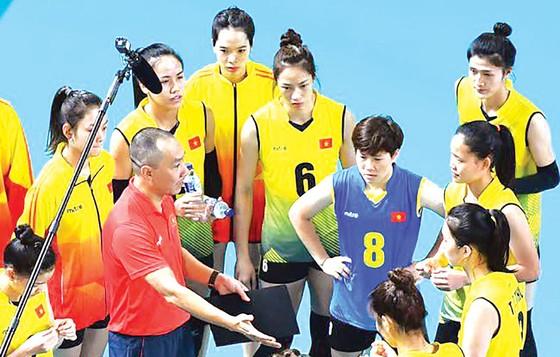 Đội tuyển bóng chuyền nữ Việt Nam từng giành HCB tại SEA Games 30