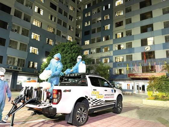 Cộng đồng Ford Việt Nam đi đầu trong công tác chống dịch Covid-19 ảnh 2